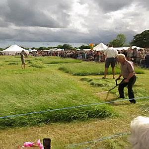 The Somerset Scythe Festival