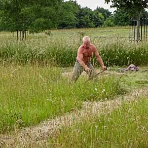 Eastern Counties Scything Competition